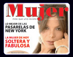 Mujer Magazine Cover
